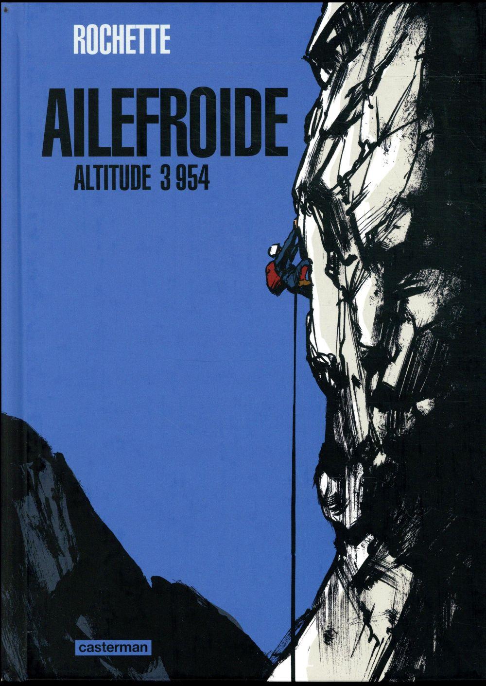 Ailefroide ; altitude 3954
