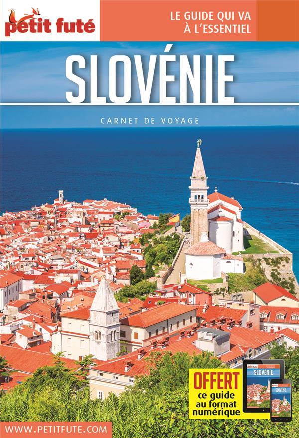 GUIDE PETIT FUTE ; CARNETS DE VOYAGE ; Slovénie (édition 2019)