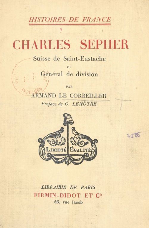 Charles Sepher