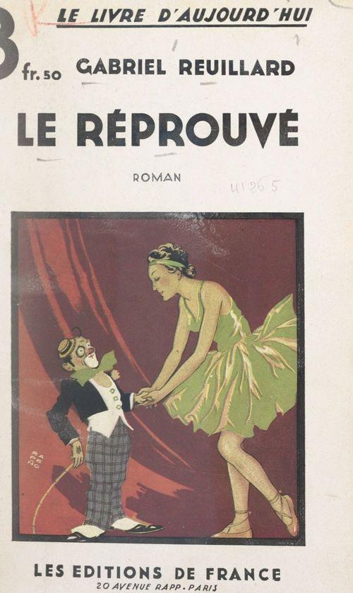 Le réprouvé  - Gabriel Reuillard