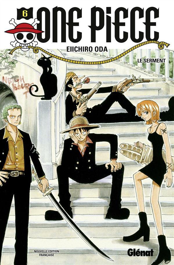One Piece - édition originale T.6 ; le serment