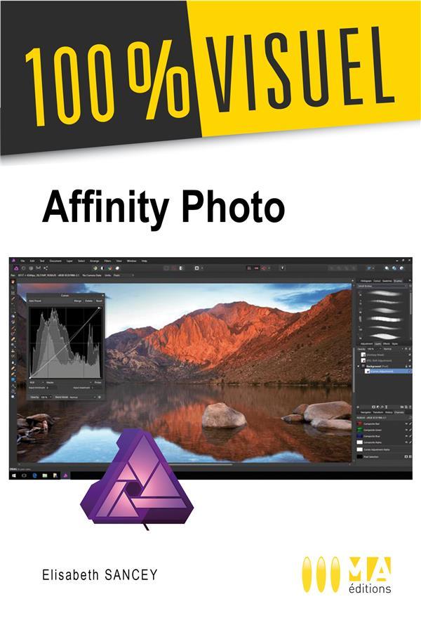 Affinity photo ; retoucher vos photos et créer des montages rapidement