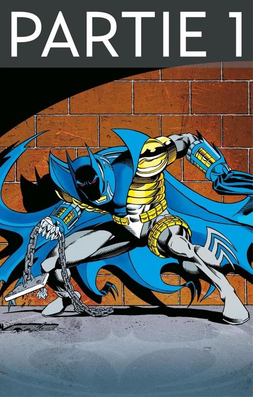 Batman - Knightfall - Tome 4 - Partie 1