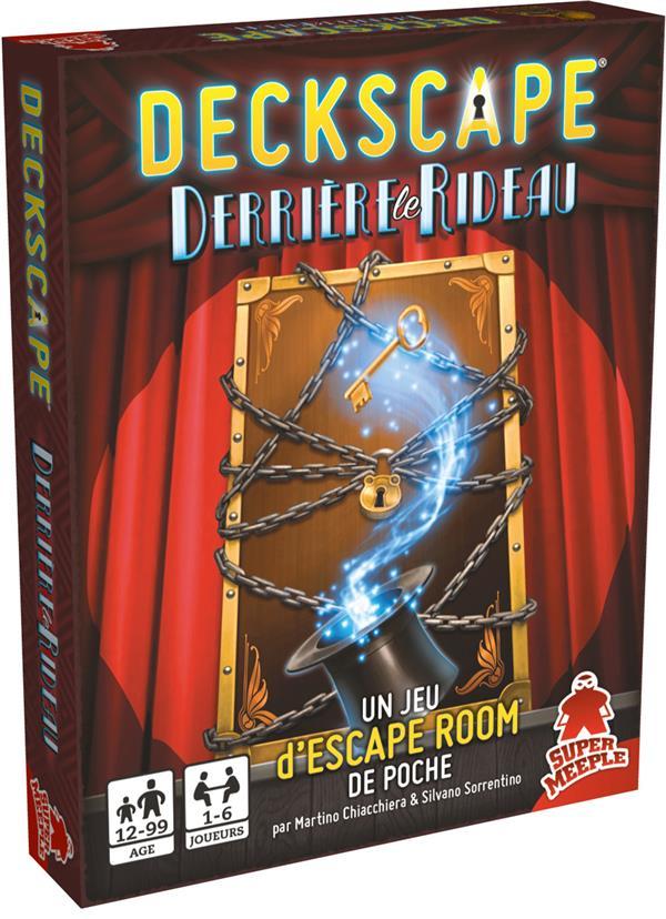 Deckscape ; derrière le rideau