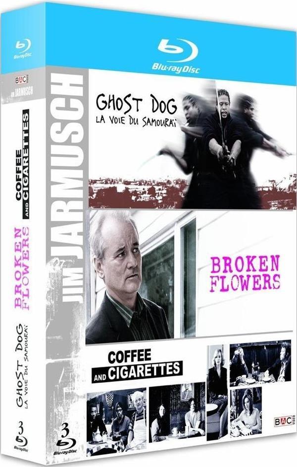 Jim Jarmusch : Ghost Dog - La voie du Samouraï + Broken Flowers + Coffee and Cigarettes