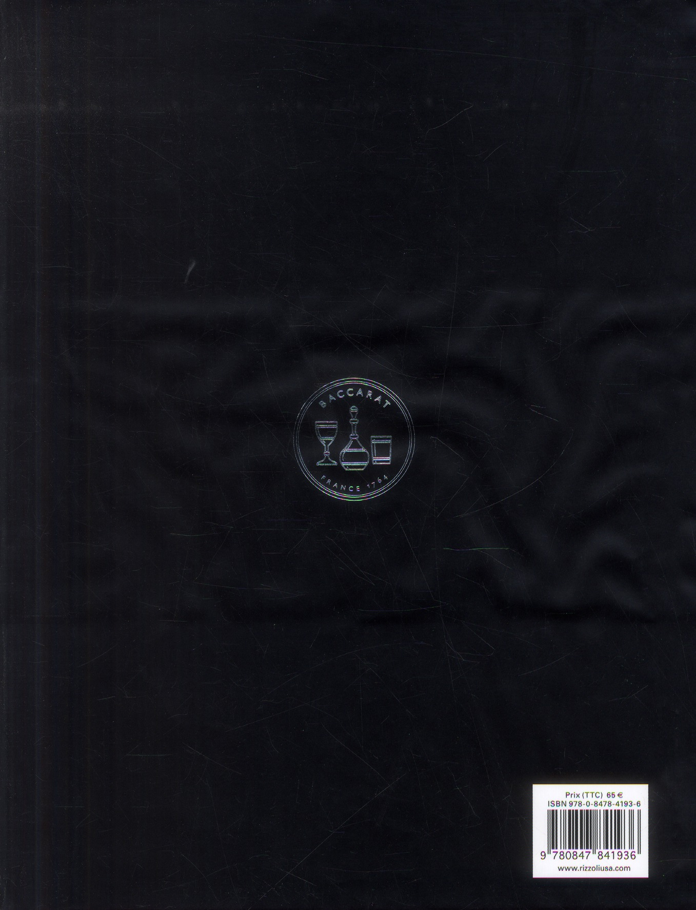Baccarat 1764 ; deux cent cinquante ans
