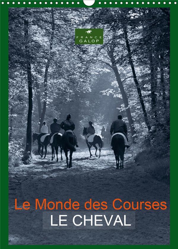 France Galop Calendrier 2020.Le Monde Des Courses Le Cheval Edition 2020 Capella Mp
