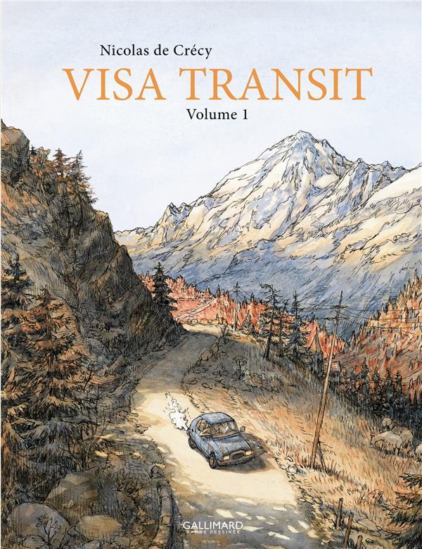 Visa transit T.1