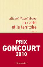 Vente Livre Numérique : La carte et le territoire  - Michel Houellebecq