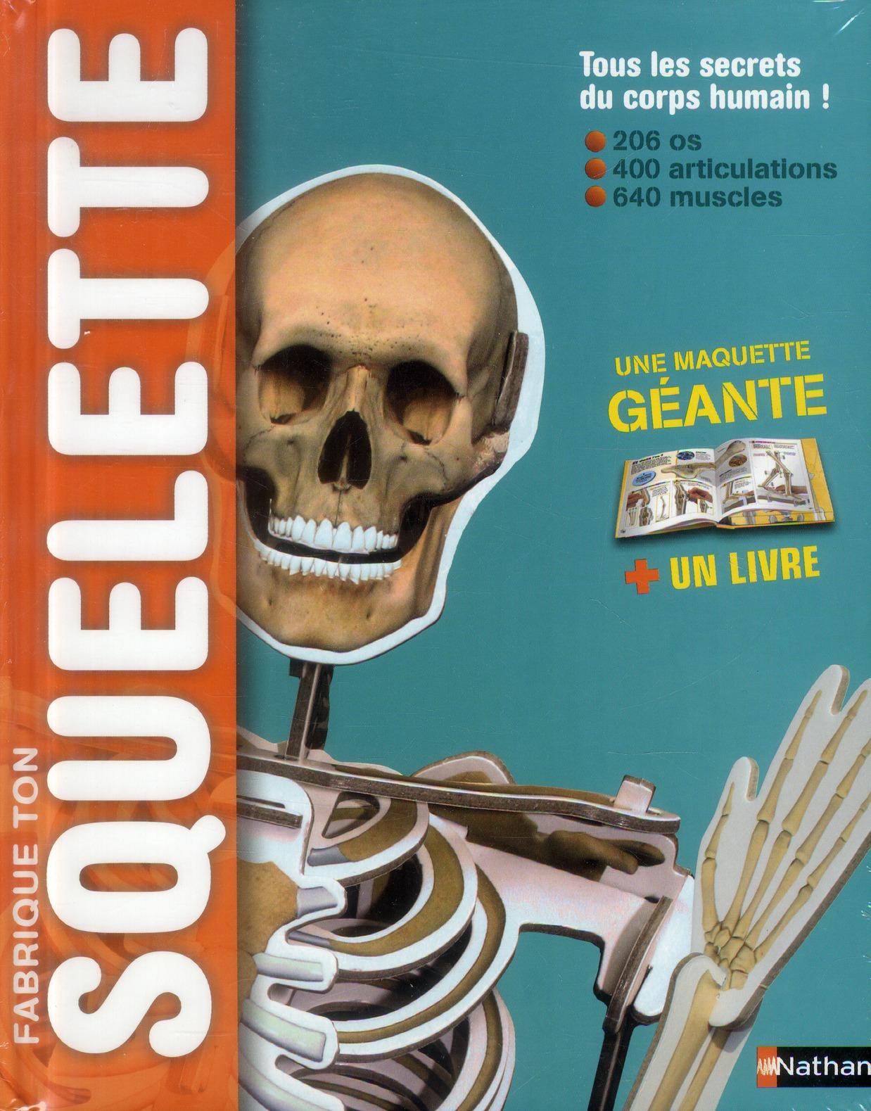 Fabrique Ton Squelette ; Coffret