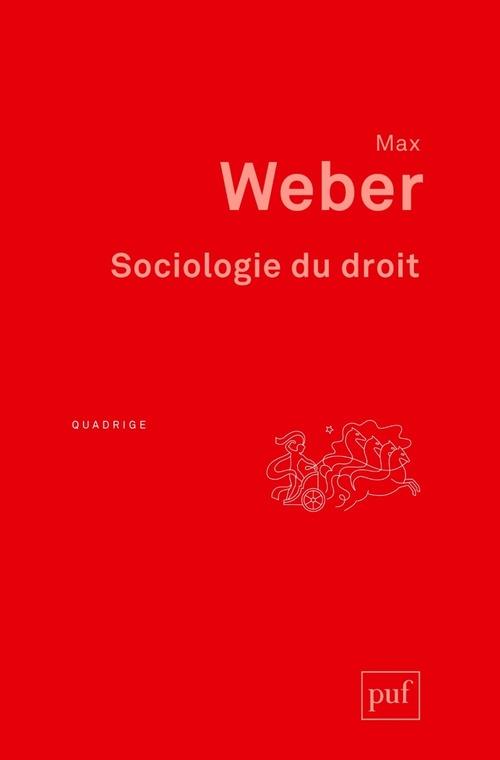 Sociologie du droit (2e édition)