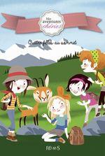 Vente Livre Numérique : Quatre filles au sommet  - Charlotte Grossetête - Colonel Moutarde