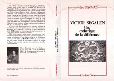 Victor Segalen ; une esthétique de la différence