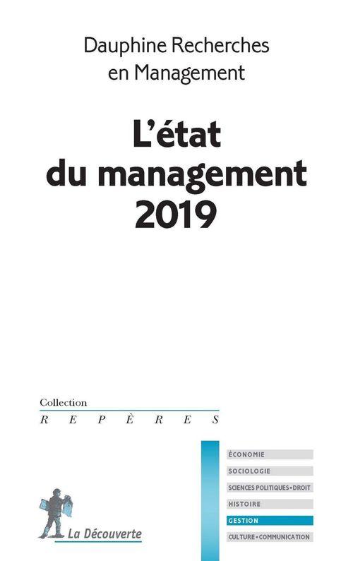 L'état du management 2019