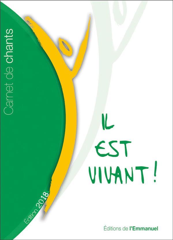 IL EST VIVANT !  -  CARNET DE CHANTS