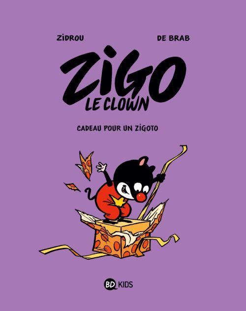 Zigo t.2 ; cadeau pour un zigoto
