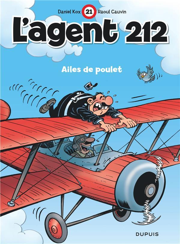 Agent 212 T.21 ; Ailes De Poulet