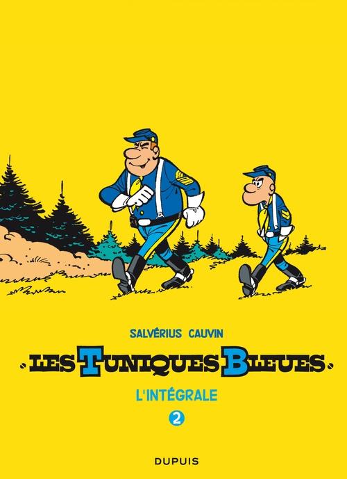 Les Tuniques Bleues ; INTEGRALE VOL.2