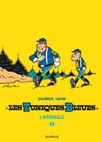 Les Tuniques Bleues - L'intégrale - Tome 2  - Louis Salverius - Cauvin - Raoul Cauvin