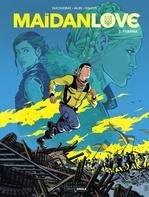 Vente Livre Numérique : Maidan love - Tome 2 - Yvanna  - Aurélien Ducoudray