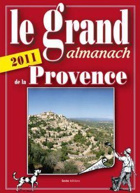 Grand almanach de la Provence 2011