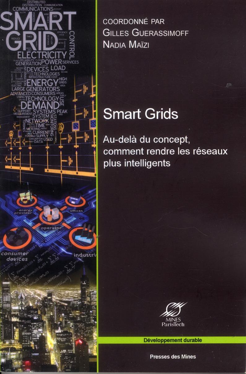 Smart grids ; au-delà du concept ; comment rendre les réseaux plus intelligents