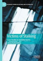 Victims of Stalking  - Jenny Korkodeilou