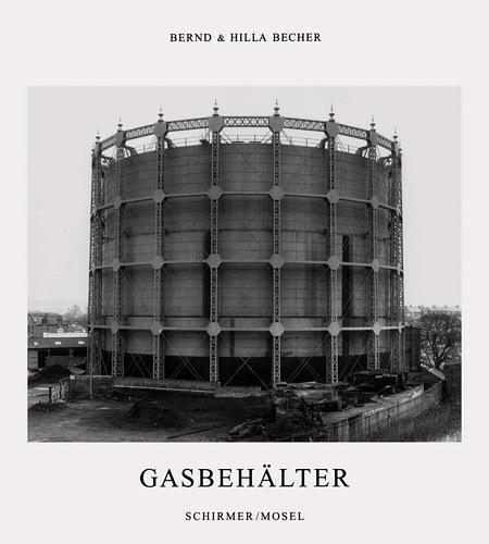 Bernd & hilla becher gasbehalter /allemand