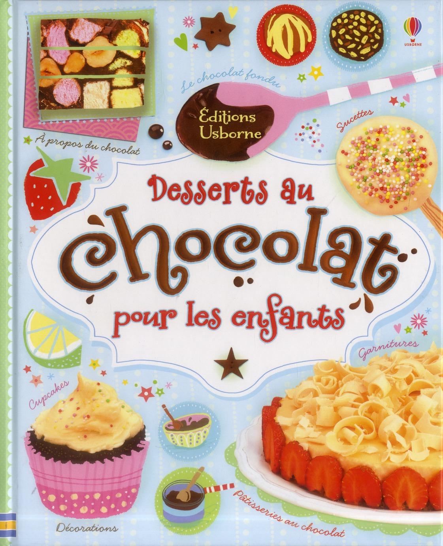Desserts Au Chocolat Pour Les Enfants