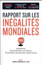 Couverture de Rapport sur les inégalités mondiales