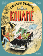 Commissaire Kouamé. Un si joli jardin