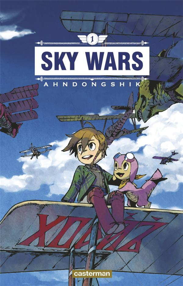 Sky wars T.1