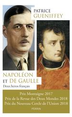 Vente EBooks : Napoléon et De Gaulle  - Patrice Gueniffey
