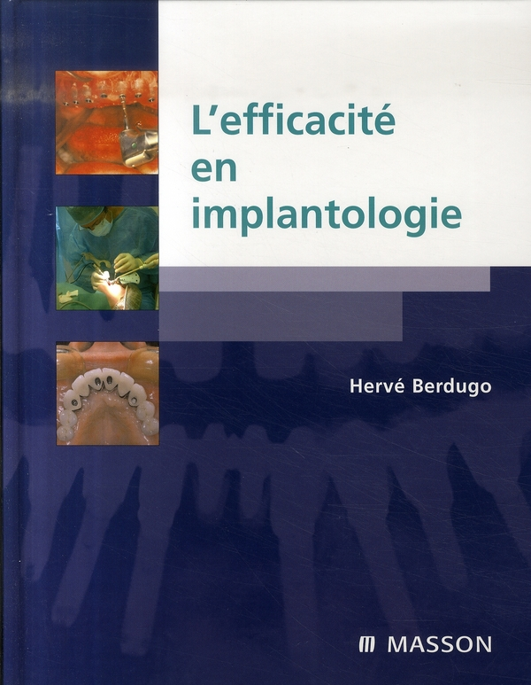 Efficacite En Implantologie