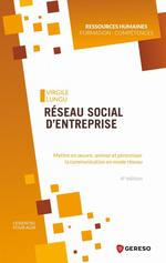 Vente Livre Numérique : Réseau social d'entreprise  - Virgile Lungu