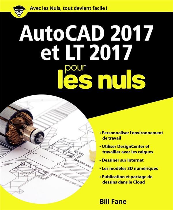 Byrnes David - AUTOCAD 2017 ET LT 2017 POUR LES NULS