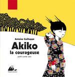 Couverture de Akiko La Courageuse