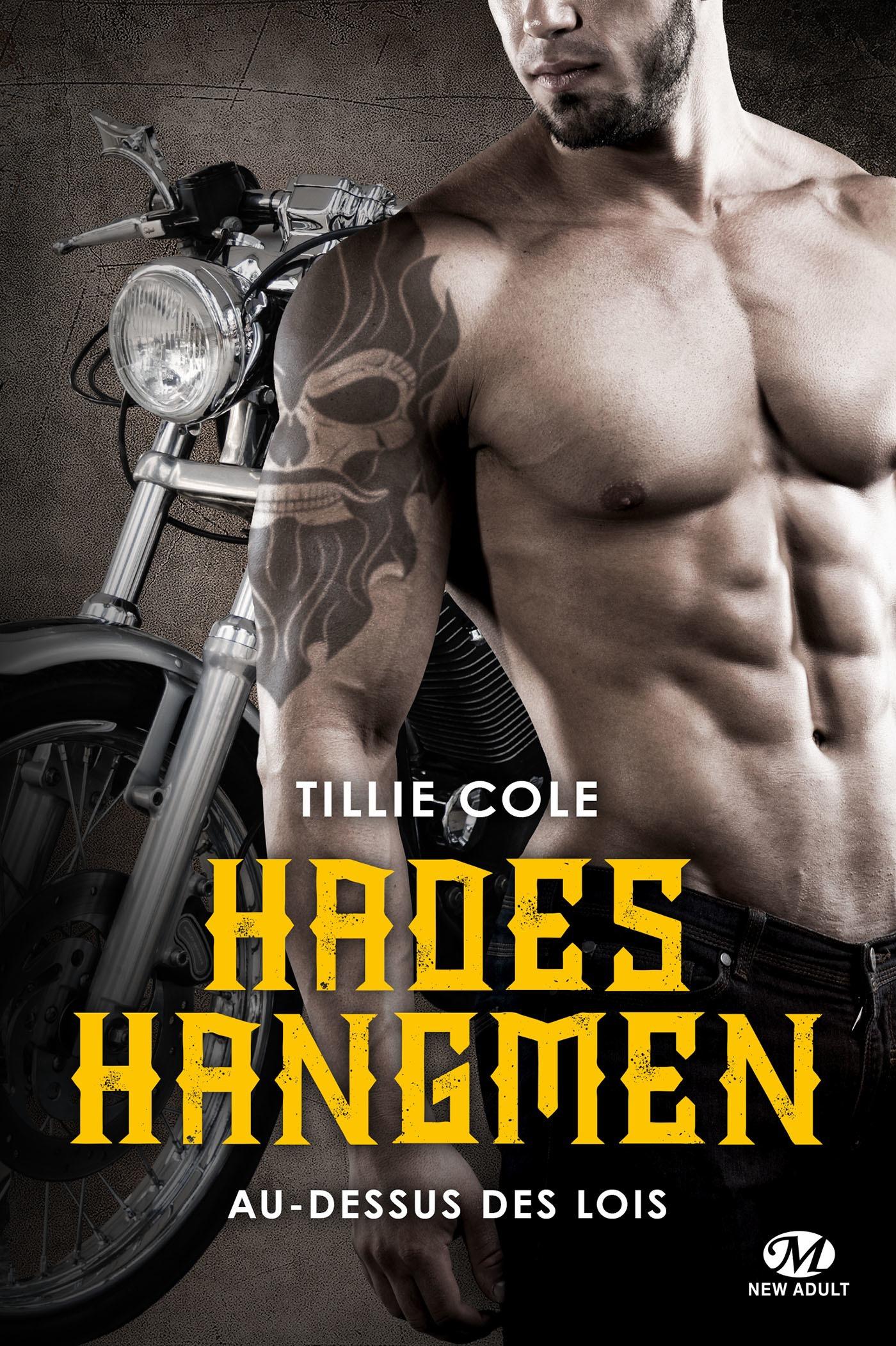 Hades Hangmen T.4 ; au-dessus des lois
