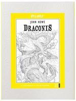 Couverture de Draconis ; à colorier
