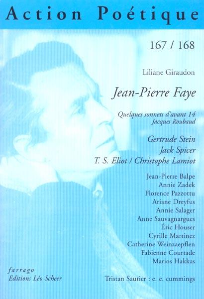 Revue action poetique n.169