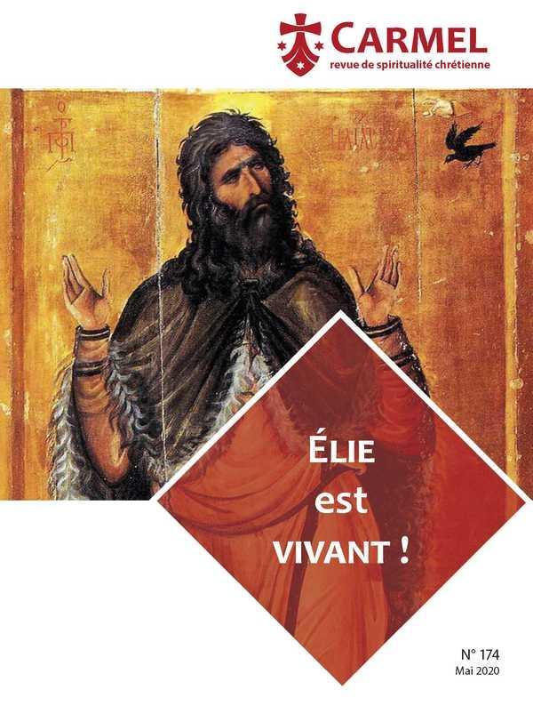 REVUE DU CARMEL N.174  -  ELIE LE VIVANT