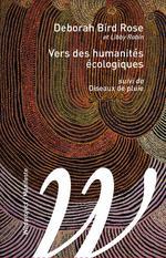 Couverture de Vers Des Humanites Ecologiques