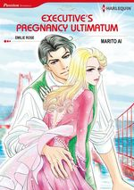 Vente Livre Numérique : Harlequin Comics: Executive's Pregnancy Ultimatum  - Emilie Rose - Marito Ai