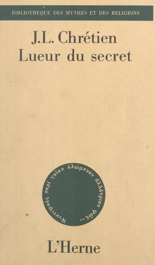 Lueur du secret