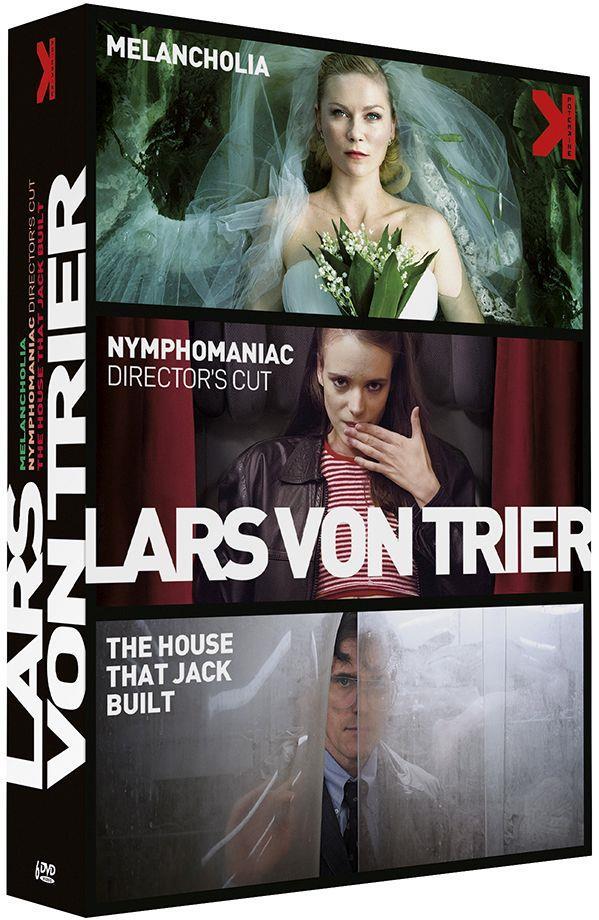 Lars von Trier : Melancholia + Nymphomaniac (Director's Cut) + The House That Jack Built