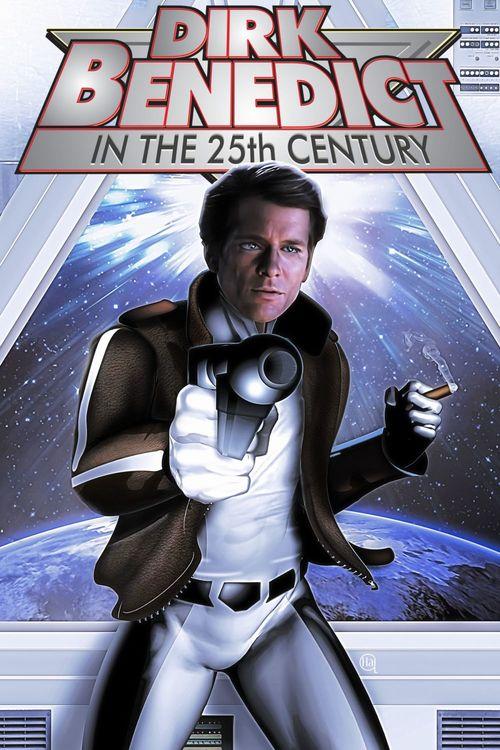 Dirk Benedict in the 25th Century: Graphic Novel