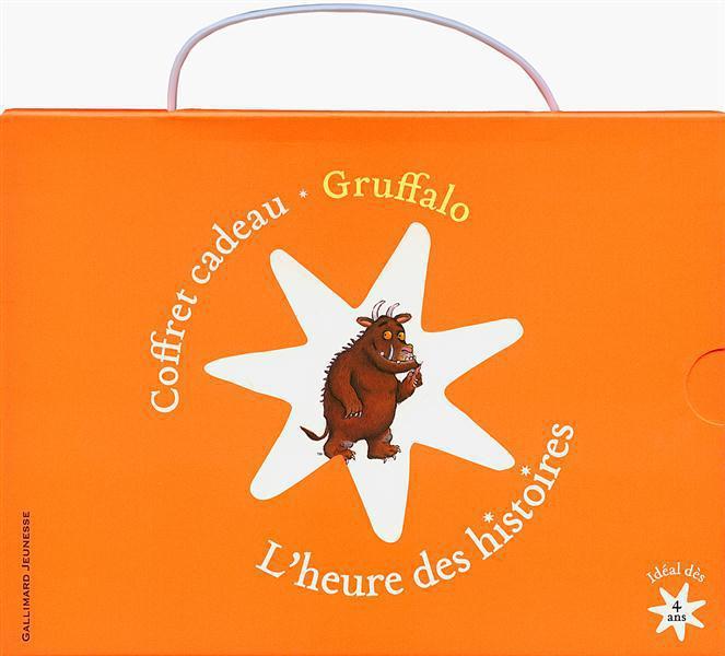 Gruffalo ; coffret cadeau