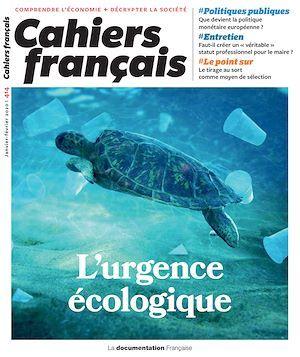 Janvier-février 2020 ; l'urgence écologique