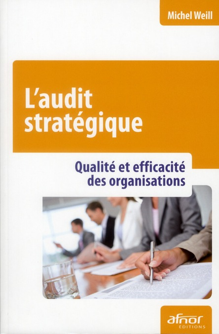 L'Audit Strategique ; Qualite Et Efficacite Des Organisations