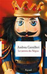 Vente Livre Numérique : Le neveu du Négus  - Andrea Camilleri